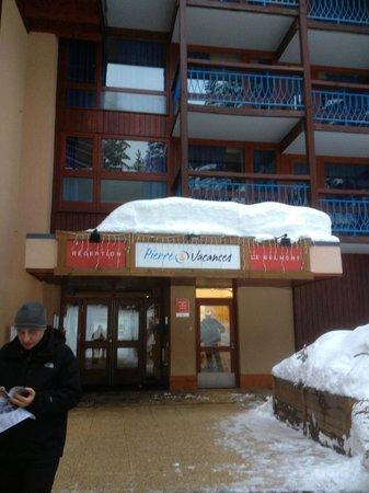 Pierre & Vacances Residence Le Belmont: Outside