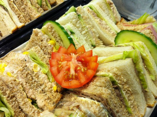 The London Street Sandwich Company: Fresh hand prepared platters and event catering