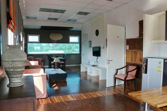 Baan WinRada: Living area
