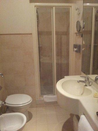Hotel Gerber: Salle de bain