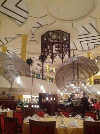 Corinthia Hotel Tripoli : lobby