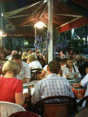 Restaurant du Cours : Notre terrasse