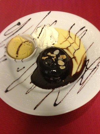 Restaurant du Cours : Un dessert parmis tant d'autres