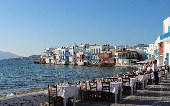 مدينة ميكونوس, اليونان: Little Venice