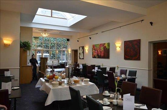 Hotel Isaacs Cork: Ontbijt in Greenes Restaurant
