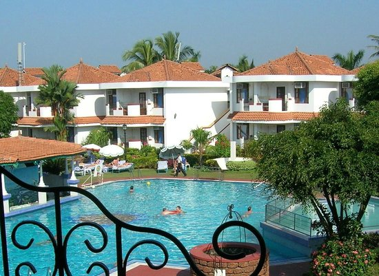 Cansaulim, India: Heritage Village Club Goa - Over view