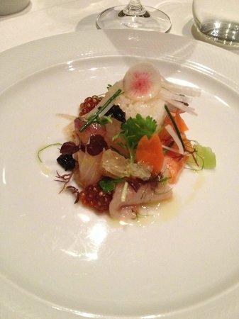 Tetsuya's: Salad of the Sea