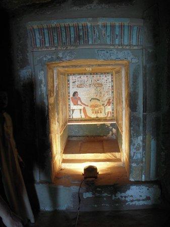 Qubbet el-Hawa: Tomb of Sarenput II, Tombs of the Nobles, Aswan