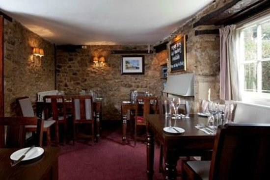 Masons Arms: Restaurant
