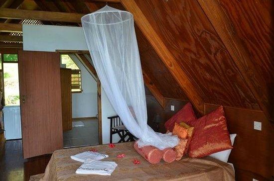 Mango Lodge: Intérieur chalet