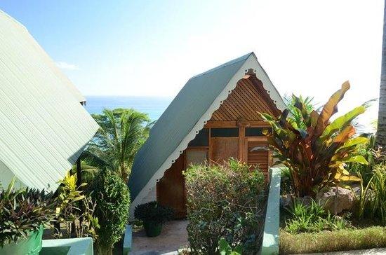 Mango Lodge: Entrée chalet