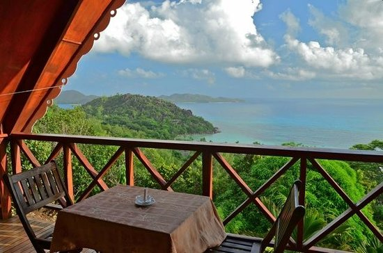 Mango Lodge : Balcon