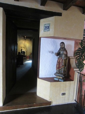 Hotel Museo Spa Casa Santo Domingo: Entrada