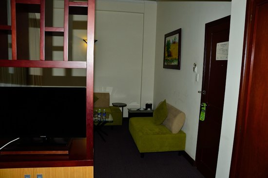 Liberty Hotel Saigon Greenview : Suiten
