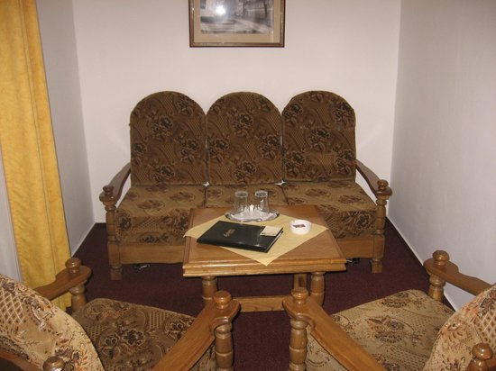 Hotel Maly Pivovar: Modern?
