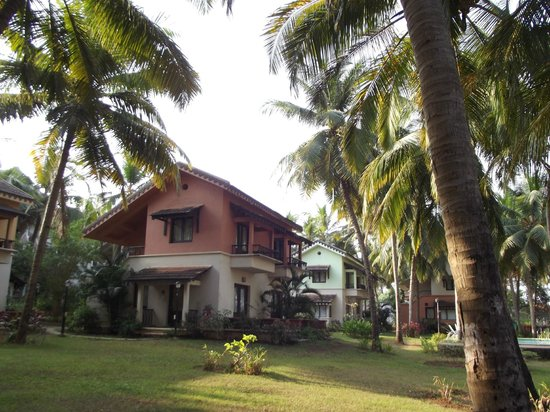 Miramar Residency: D-4 cottage, excellent location