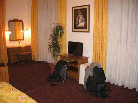 Hotel Maly Pivovar: Room