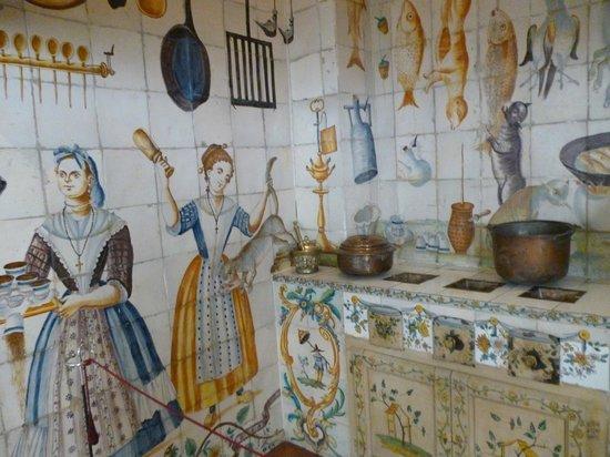 cocina valenciana siglo xviii fotograf a de museo