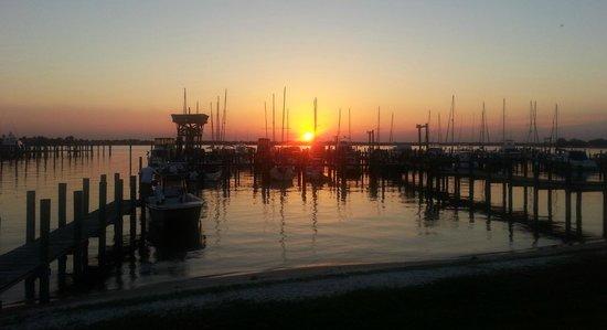 The Harbor Inn & Marina: View