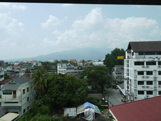Chang Thai House: View