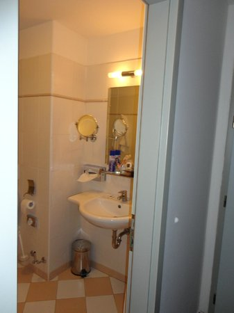 Clarion Hotel Prague Old Town: bagno