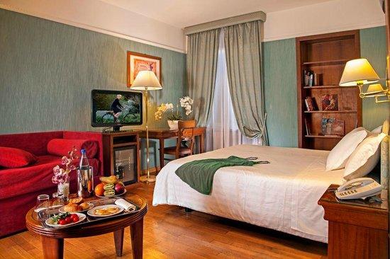 Cosmopolita Hotel: Triple room