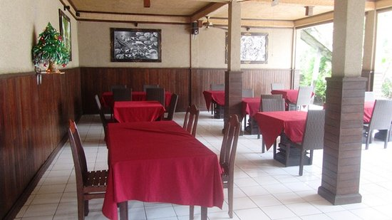 Jubawa Home Stay: Restaurant