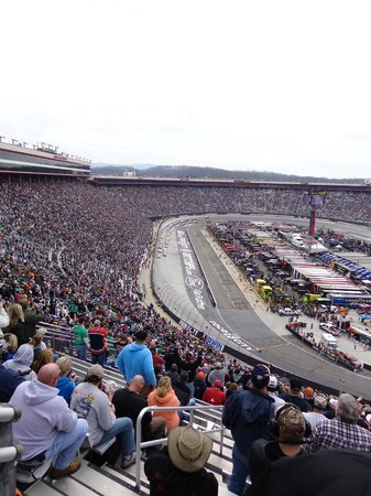 You Can See Everything Picture Of Bristol Motor Speedway