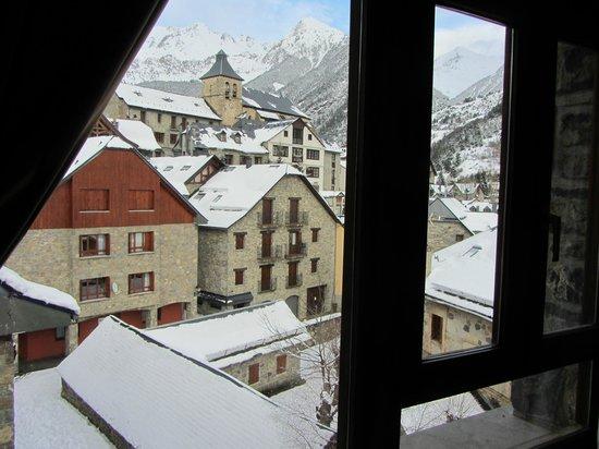 Aparthotel El Reyno: vistas desde la habitación