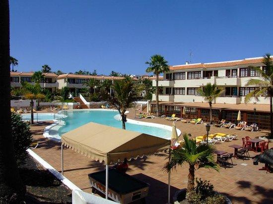 Fuentepark Apartamentos: Appartments and Pool