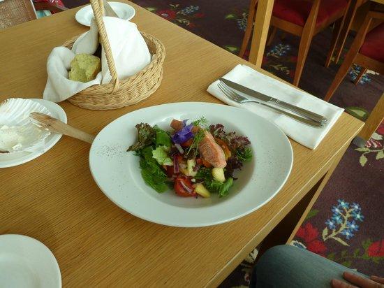Georg Ots Spa Hotel: Блюда в ресторане