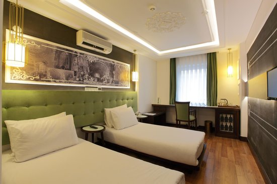 Hotel Niles Istanbul: Superior Rooms