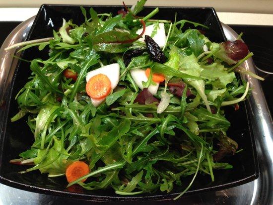 Marquis de Salade: Salade s finished!