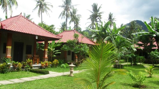 Suka Sari Cottages & Warung: Room