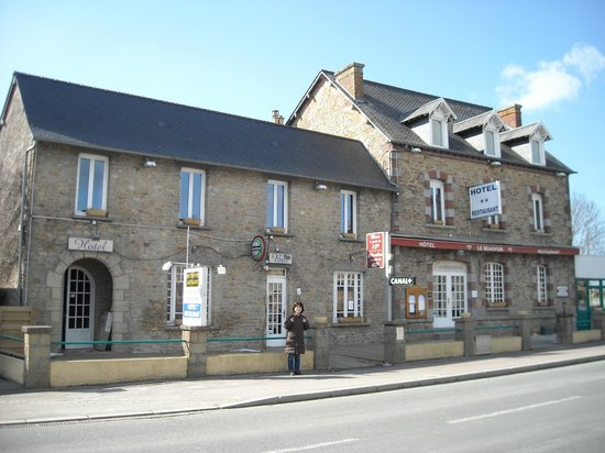 Hotel Le Beauvoir : ホテル外観