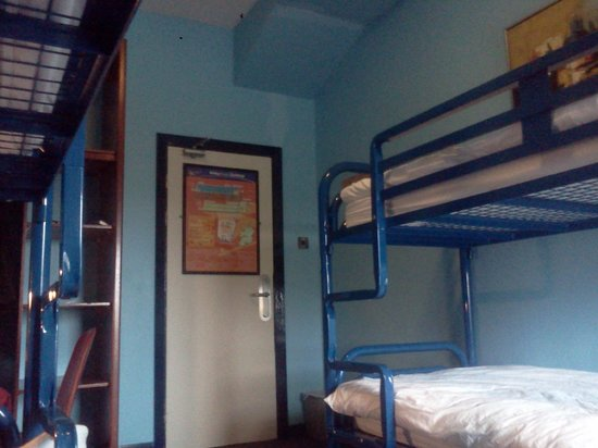 Kinlay Hostel Galway : 4 beds room