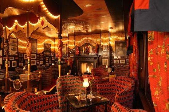 "Hotel ""El Andaluz"" Europa-Park: Bar Hotel ""El Andaluz"""