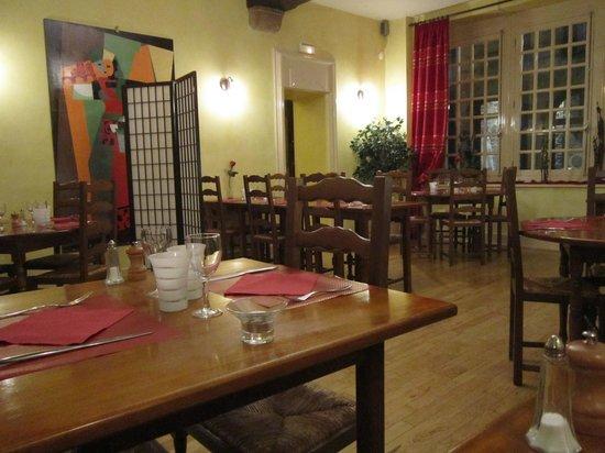 Capriccio: Salle de restaurant