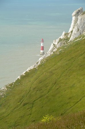 The Lighthouse At Beachy Head Picture Of Beachy Head
