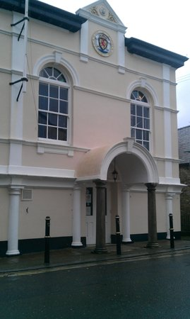 Saltash Guildhall: Nice old Guidhall in Saltash