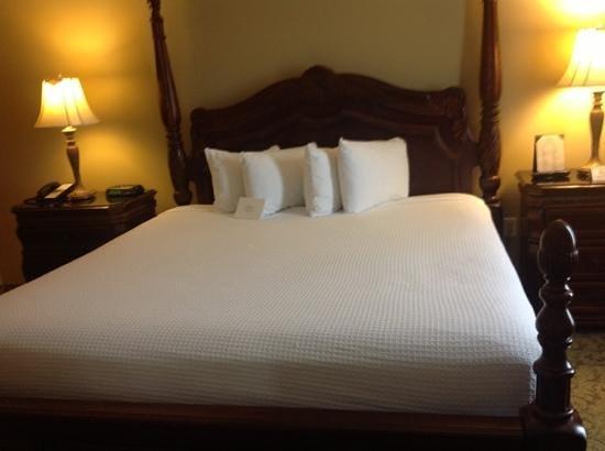 Carnegie Hotel: super comfy