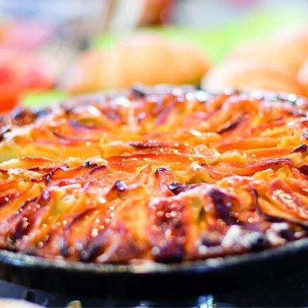 Cafe Nymphenburg: Hausgemachte Kuchen