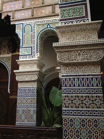 Riad Rcif: The riad restored to its former glory
