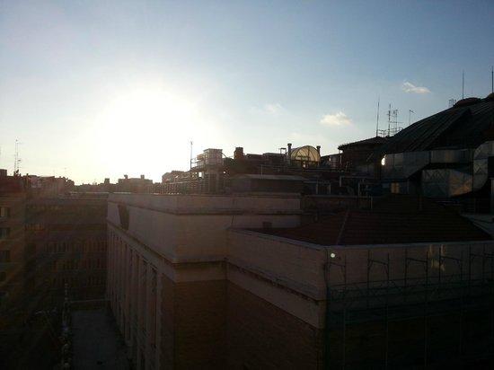 โรงแรมอิมพีโร: The not so pleasent view