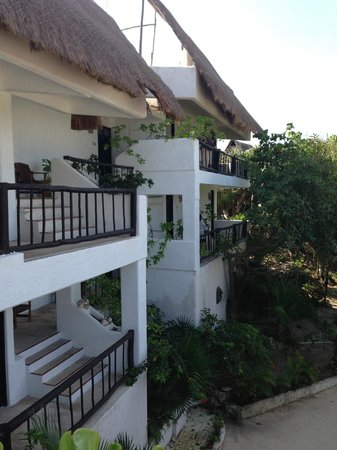 فينتاناس آل مار: The Hotel