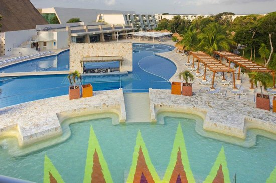 Grand Sirenis Riviera Maya Resort & Spa: Pool