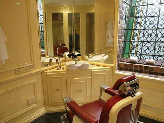 Hotel Geneve Ciudad de Mexico: Barber