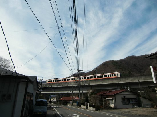 Kawaji Onsen : 野岩鉄道・会津鬼怒川線