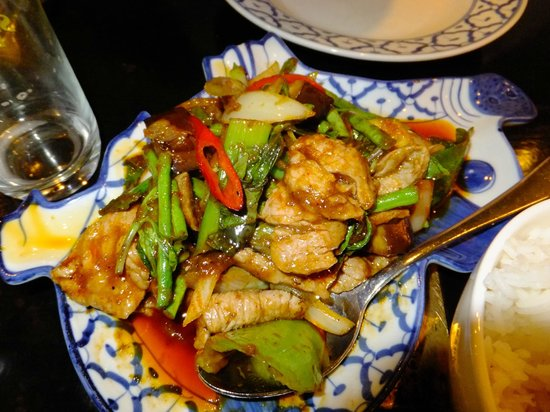 Photo of Asian Restaurant Spize at Spui 185, The Hague, Netherlands