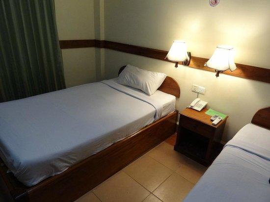 The Khemara Battambang I Hotel : Bloc A - Chambre 315